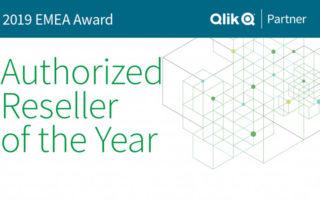 Der EMEA Award als Verkäufer des Jahres 2019