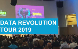 effeqt auf der Data Revolution Tour 2019