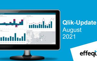 Qlik Update August 2021